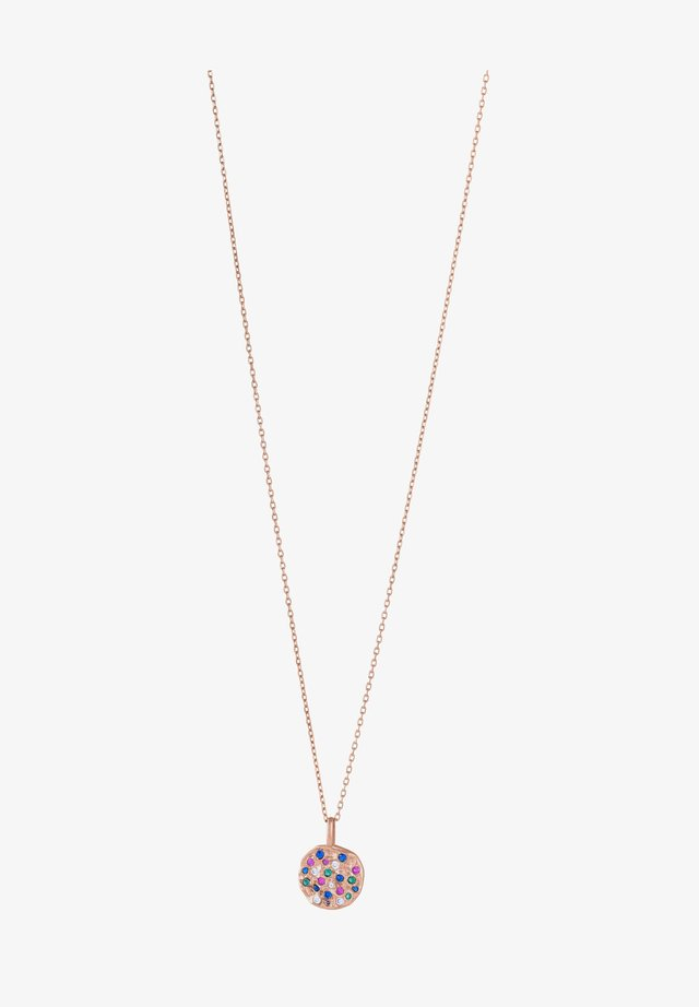 Collier - rose gold plated