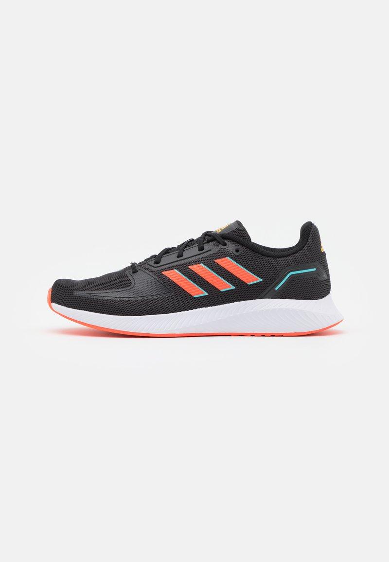 adidas Performance - RUNFALCON 2.0 - Zapatillas de running neutras - core black/solar red/solar gold