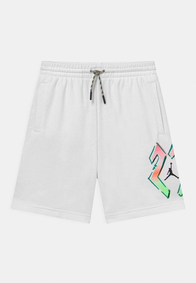 SPORT DNA - Short de sport - white