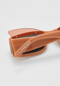 Courreges - Sunglasses - beige - 4