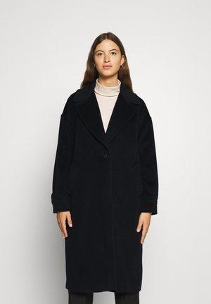AZZORRE - Classic coat - nero