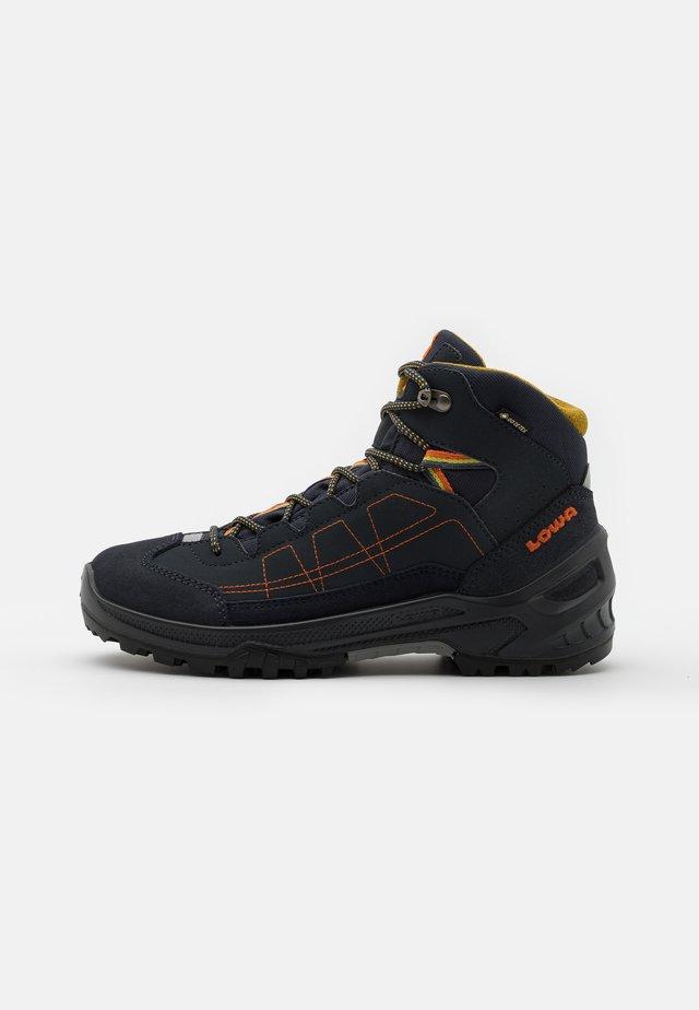 APPROACH GTX MID JUNIOR UNISEX - Chaussures de marche - navy