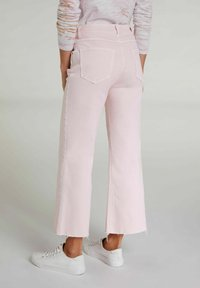 Oui - CULOTTE - Flared Jeans - peach whip - 2