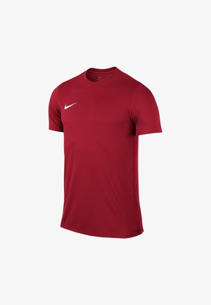 PARK VI - Basic T-shirt -  red