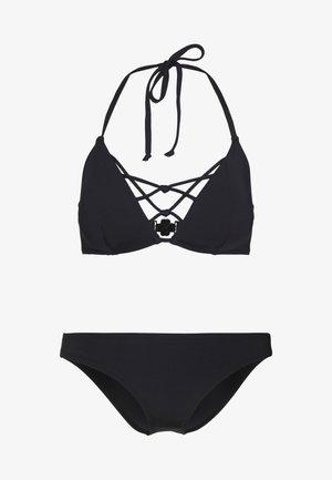 BARTS SET - Bikini - black