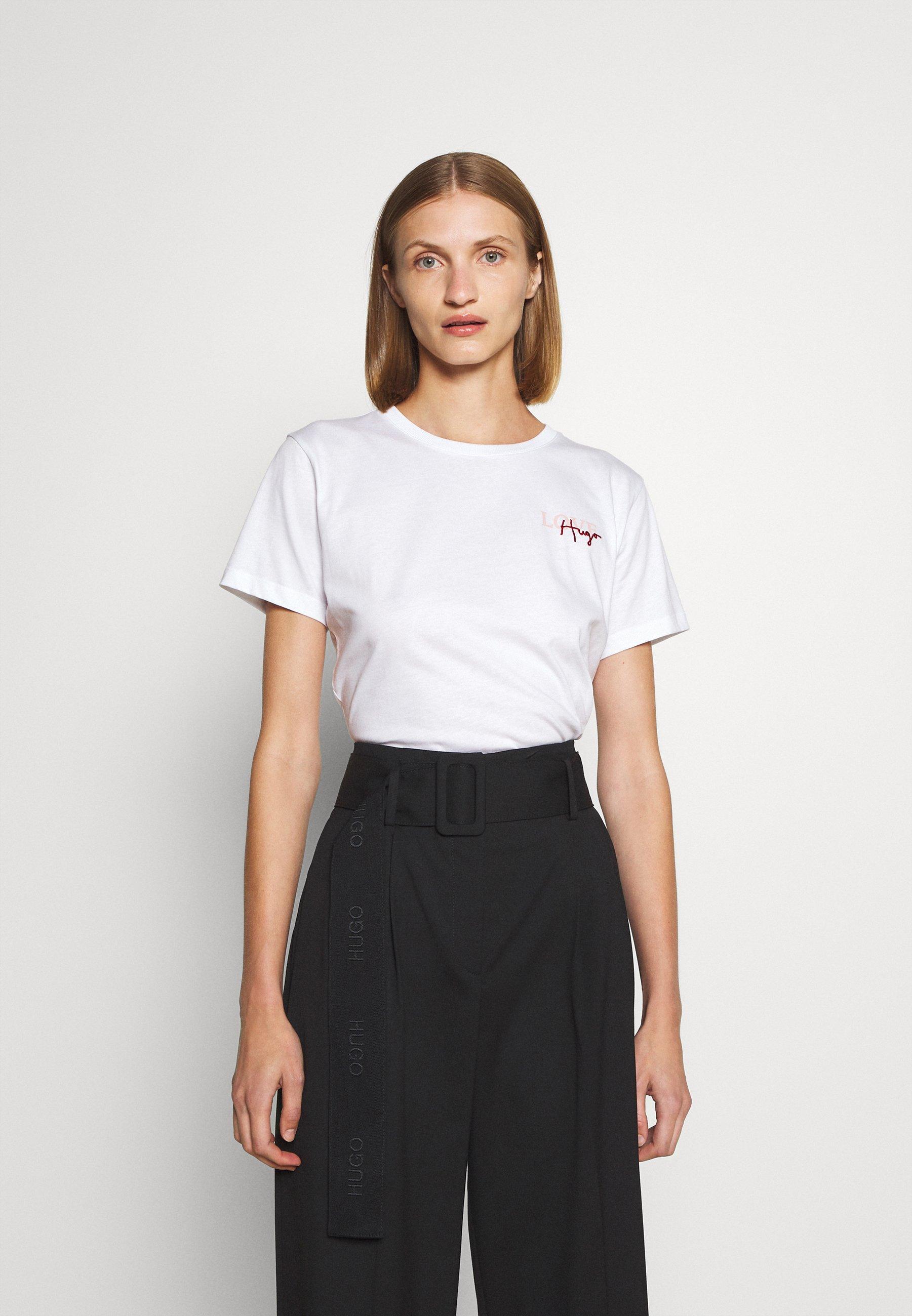 Damen THE REGULAR TEE - T-Shirt basic