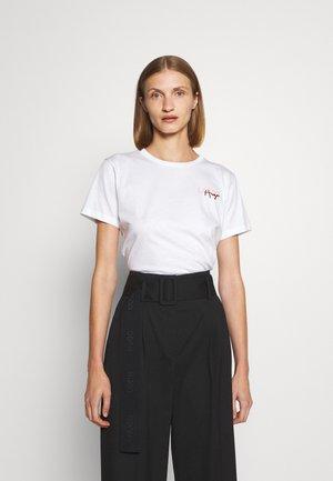 THE REGULAR TEE - T-shirt basic - white