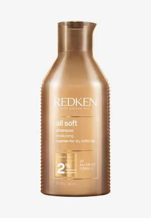 REDKEN ALL SOFT SHAMPOO  - Shampoo - -