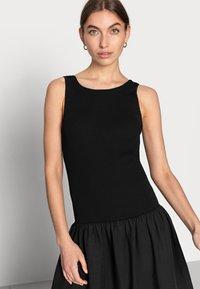 ARKET - DAY DRESS - Vestito estivo - black - 3