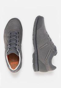 Mammut - ALVRA - Hiking shoes - titanium/dark titanium - 1