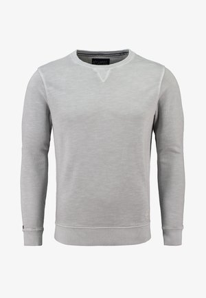 Sweatshirt - silver