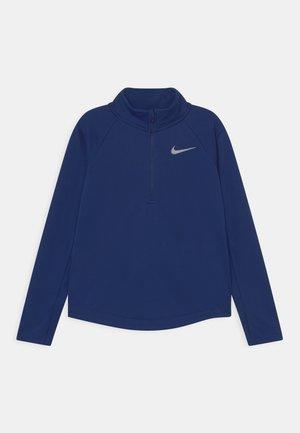 RUN - Camiseta de manga larga - blue void