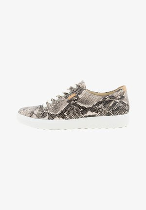 Sneakers laag - limestoneblack