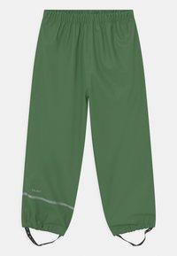 CeLaVi - BASIC RAINWEAR SET UNISEX - Waterproof jacket - elm green - 3