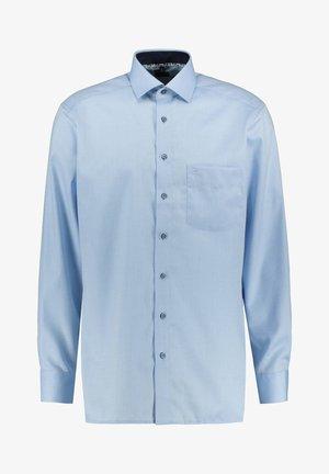 LUXOR MODERN FIT GLOBAL KENT - Shirt - blue
