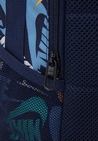 Nike Sportswear - BRASILIA UNISEX - Rucksack - midnight navy/white - 3