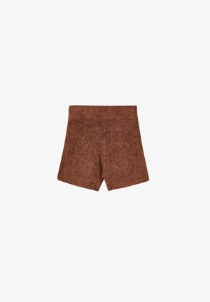 Shorts - brown