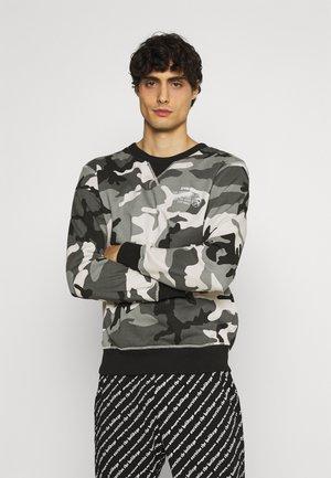 UMLT-WILLY SWEAT-SHIRT - Pyjama top - camouflage grey