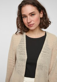 QS by s.Oliver - Cardigan - beige - 3