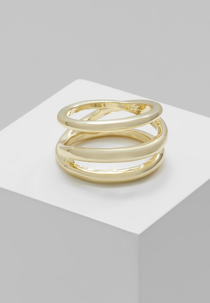 Weekday - SCULPT - Ring - gold-coloured