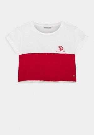 ASHANTI - Print T-shirt - red