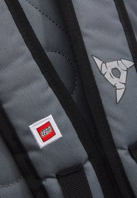 Lego Bags - NINJAGO UNISEX - Reppu - grey - 5