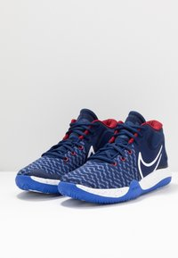 Nike Performance - KD TREY 5 VIII  - Basketball shoes - blue void/white/racer blue/red crush - 2
