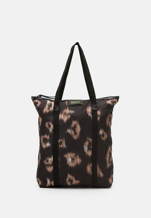 DAY GWENETH IKAT TOTE - Tote bag - black