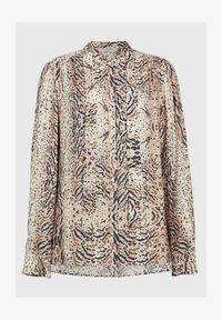 AllSaints - TONI LS ARIETTA - Button-down blouse - white - 2
