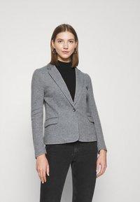 Vero Moda - VMJULIA - Blazer - dark grey melange - 0