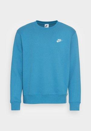 CLUB CREW - Sweatshirt - dutch blue