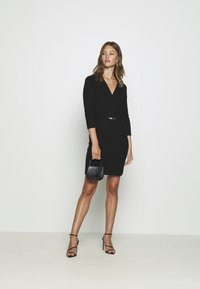 Morgan - Jumper dress - noir - 1