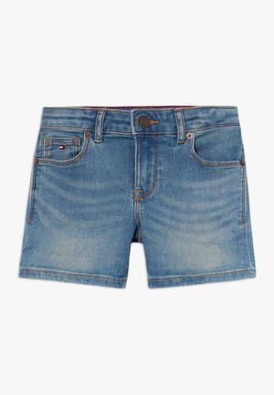 NORA BASIC  - Denim shorts - denim