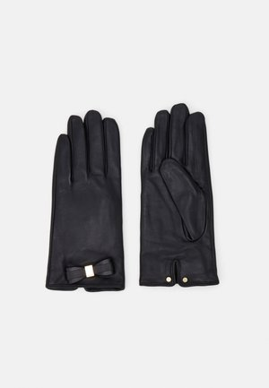FRANNCA BOW DETAIL GLOVE - Rukavice - black