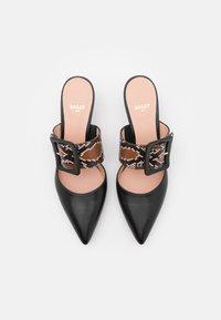 Bally - JEMINA - Heeled mules - black - 5