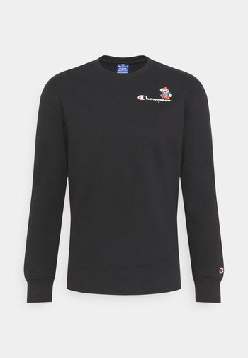 CREWNECK X NINTENDO - Sweatshirt - black