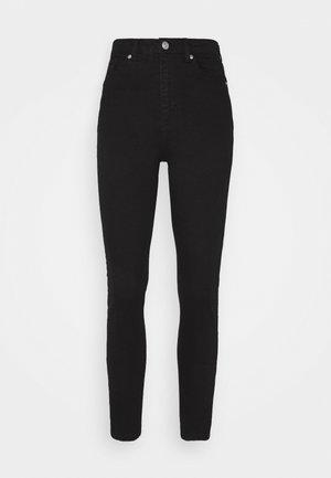 JANE - Jeans Skinny Fit - black/grey