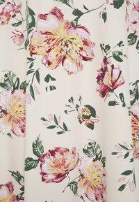 ONLY - ONLALMA LIFE DRESS - Day dress - cloud dancer/jasmin flower - 2
