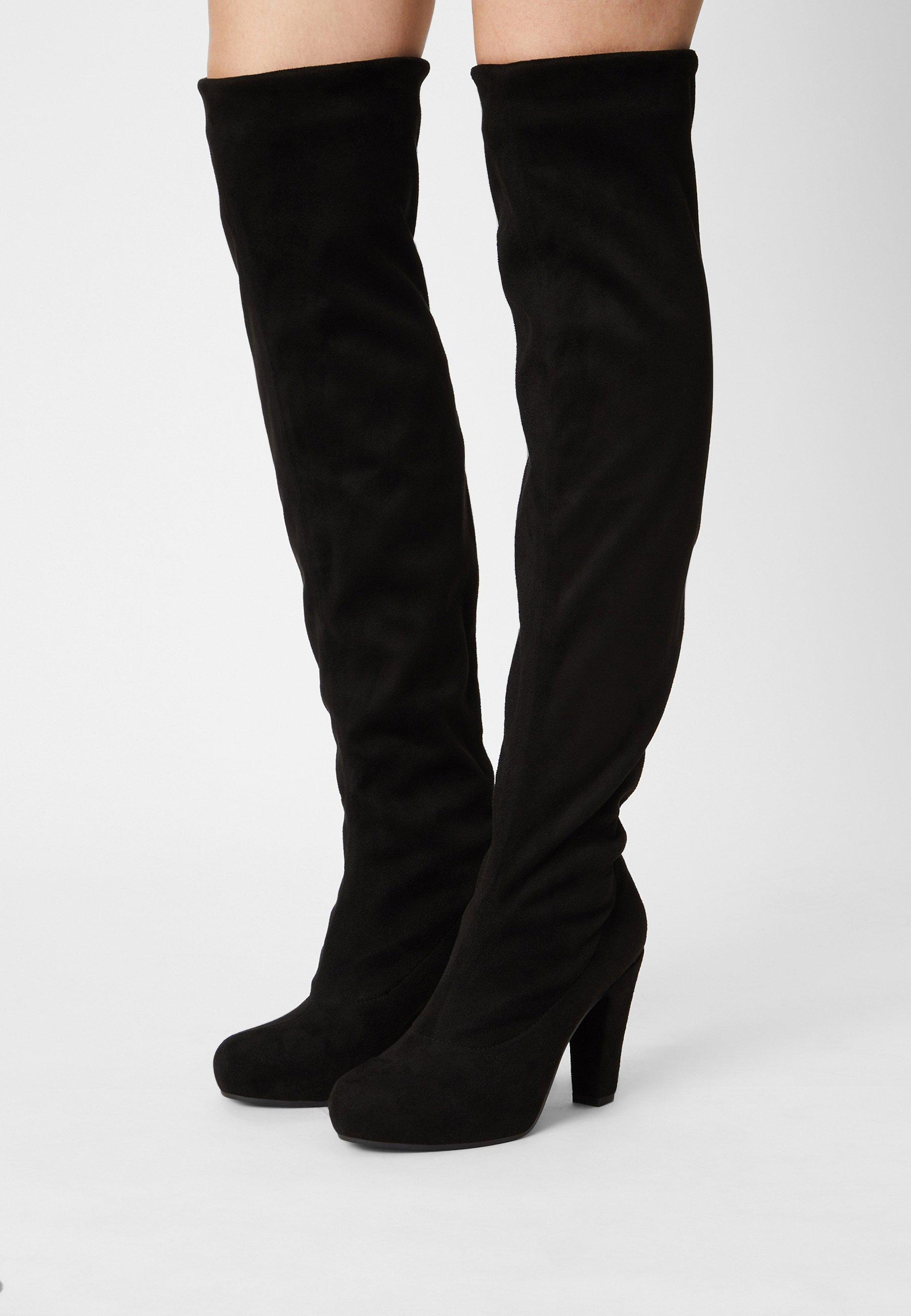 Damen High Heel Stiefel