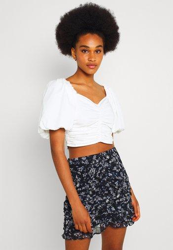 LEAH - Print T-shirt - offwhite