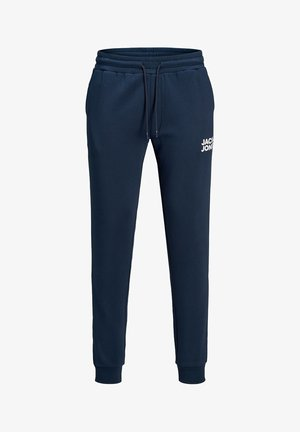 JJIGORDON  - Pantaloni sportivi - navy blazer