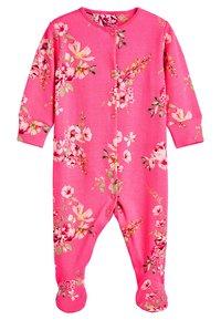 Next - 3PACK - Sleep suit - pink - 1