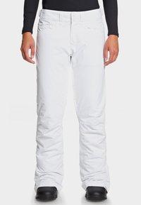 white