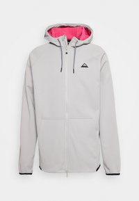 Burton - CROWN - Fleece jacket - iron gray - 5