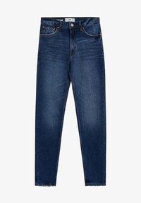 Mango - Slim fit jeans - dunkelblau - 5