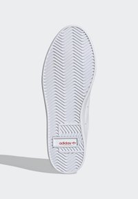 adidas Originals - SLEEK - Tenisky - footwear white/scarlet/core black - 5