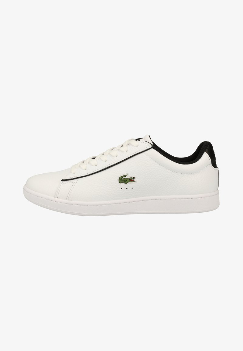 Lacoste - Sneakers - white/black