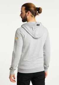 Schmuddelwedda - Zip-up hoodie - hellgrau melange - 2