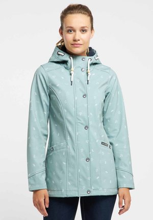 Impermeable - mint