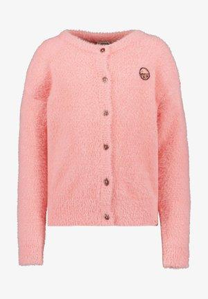 Cardigan - sweet pink